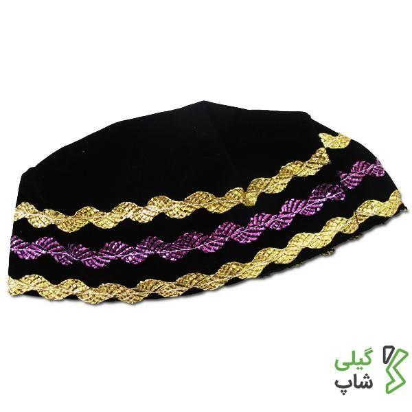 کلاه سنتی و محلی استان گیلان (لباس قاسم آبادی)