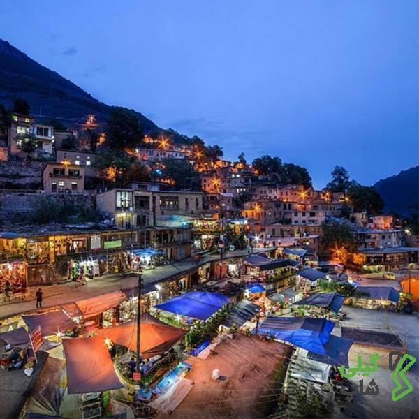 روستای ماسوله | روستایی پلکانی و تاریخی در استان گیلان