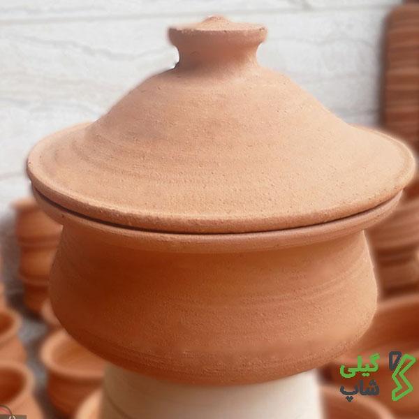 مزایای استفاده از ظروف سفالی خام و لعاب دار