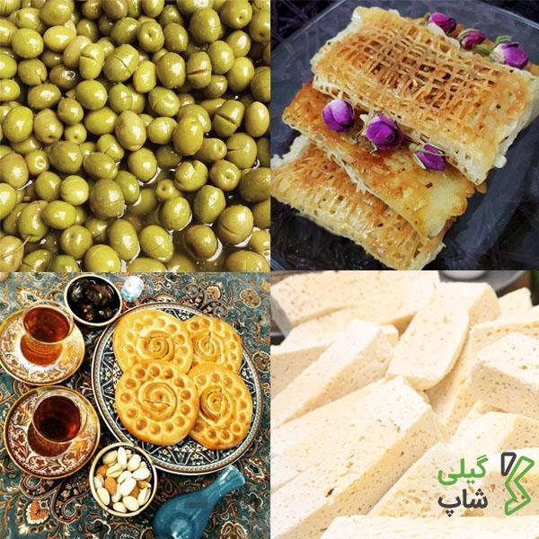 خرید سوغات گیلان | در بزرگ ترین فروشگاه سوغات و صنایع دستی