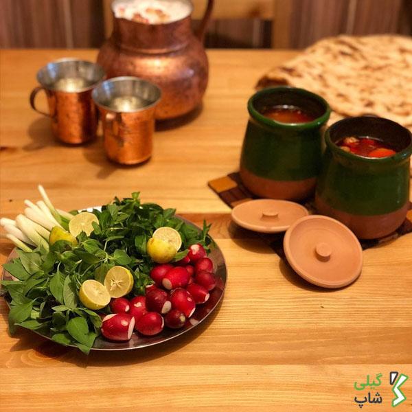 دیزی خوشمزه و سنتی
