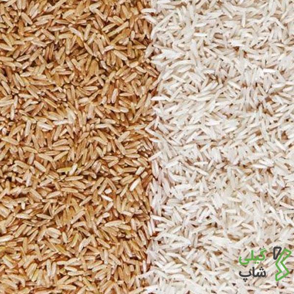 آشنایی با انواع برنج های تولید شده در استان گیلان