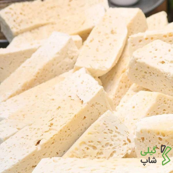 پنیر سیاه مزگی
