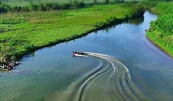 تالاب سیاه درویشان | زیباترین ترین تالاب گیلان