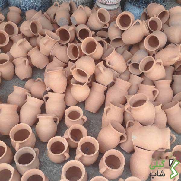 خرید انواع ظروف سفالی و محلی استان گیلان