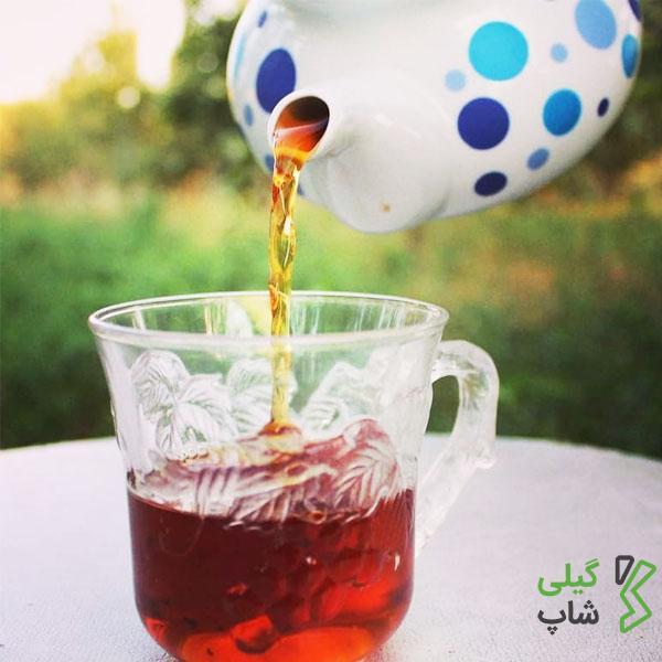 چای سرگل ممتاز + بررسی فوائد و خرید آن