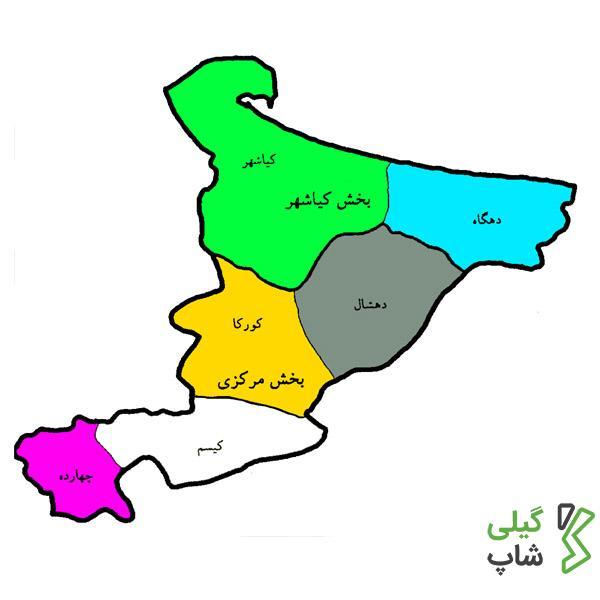 شهرستان آستانه اشرفیه | دیدنی ترین شهرستان استان گیلان