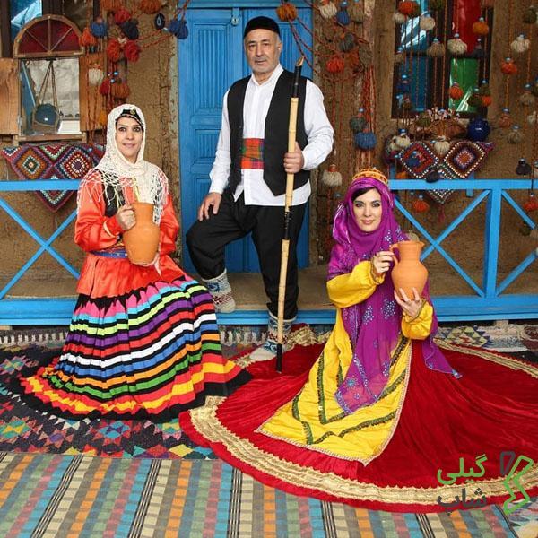 لباس سنتی گیلان