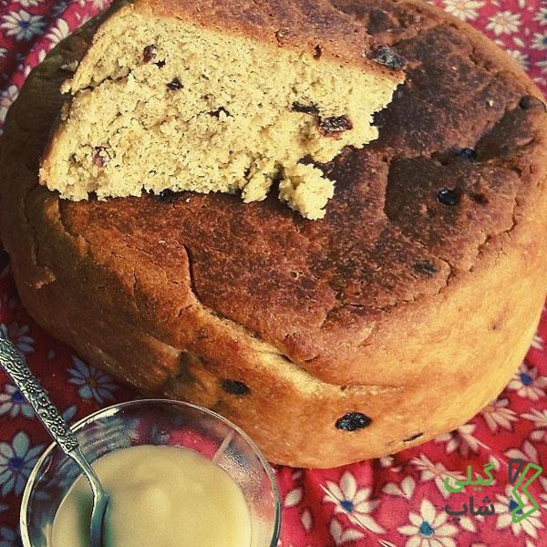 نان محلی استان گیلان