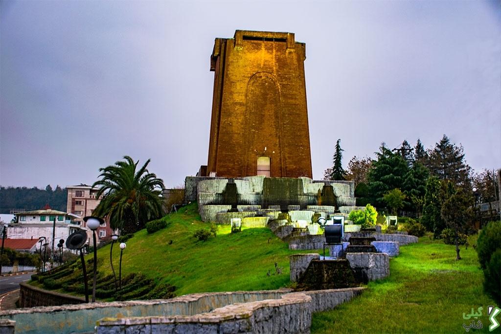 موزه چای و مزار کاشف السلطنه
