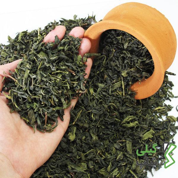چای سبز قلم با کیفیت