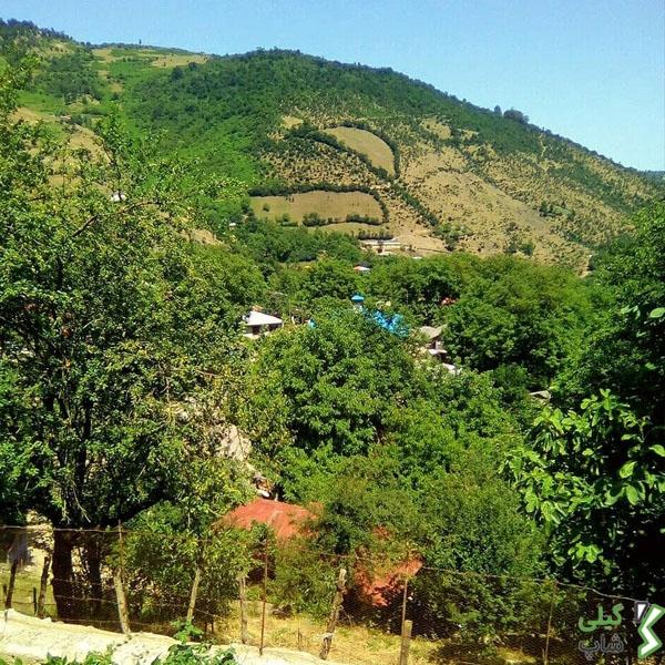 شهرستان رضوانشهر و مناطق دیدنی آن