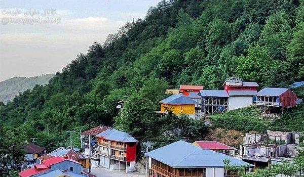 شهرستان شفت در استان گیلان