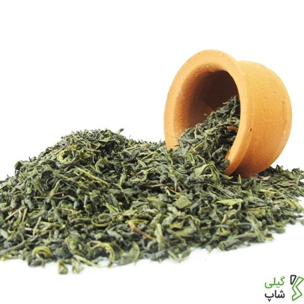 چای سبز قلم درجه یک 98 (یک کیلوگرم)