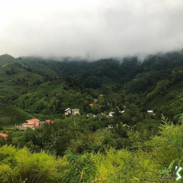شهرستان لاهیجان و زیبای های آن