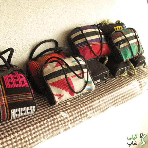کیف پول طرح سنتی گیلان