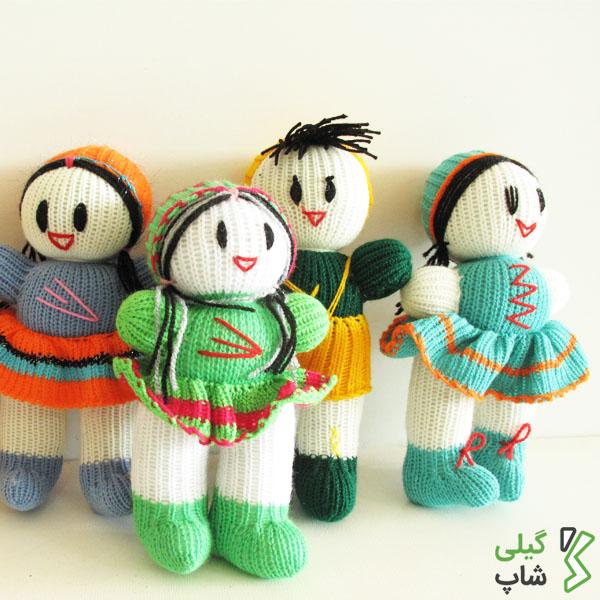 خرید عروسک های سنتی و بافتنی استان گیلان