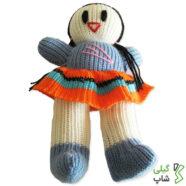 عروسک بافتنی گیلان