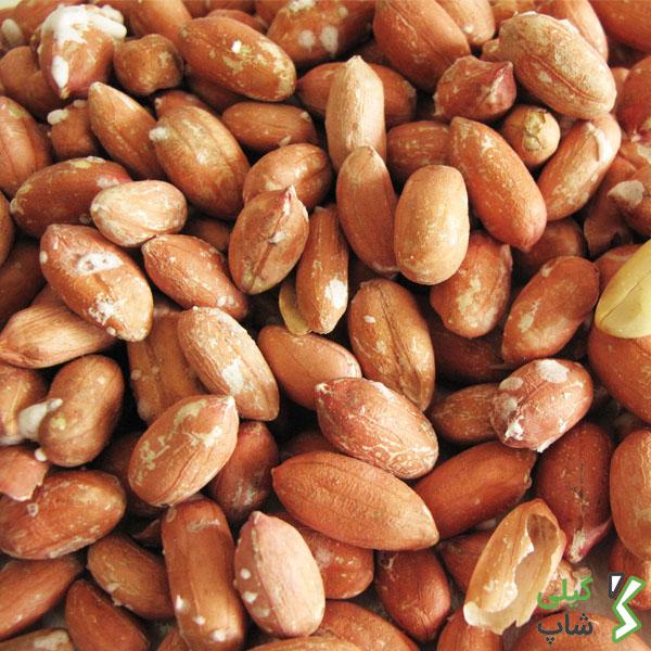 بادام زمینی آستانه (۱ کیلوگرم)