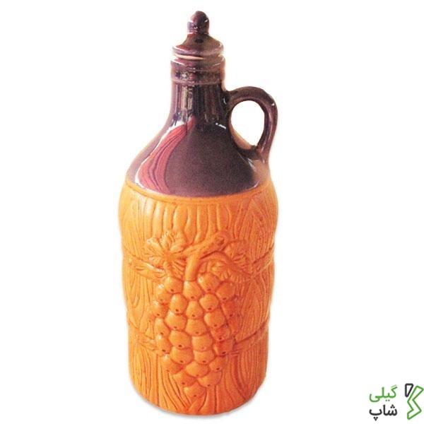 خرید بطری آب سفالی زیبا
