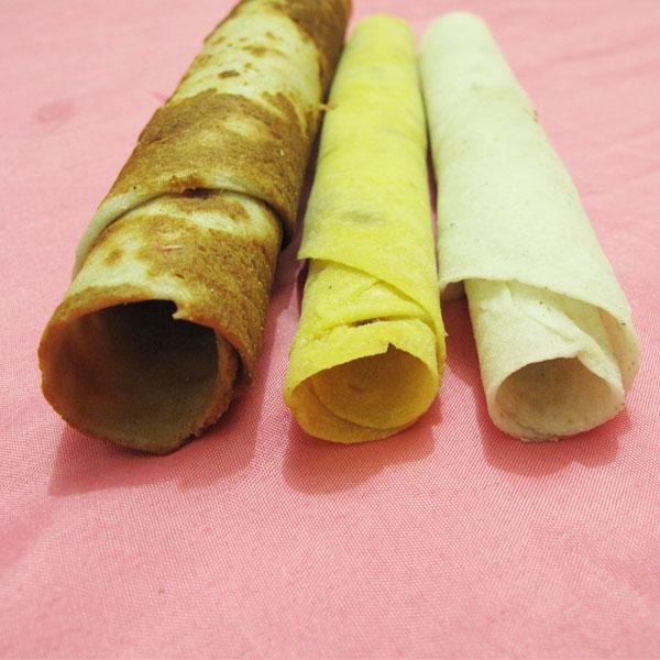 خرید نان برنجی - خرید نان خلفه - خرید نان تمیجان