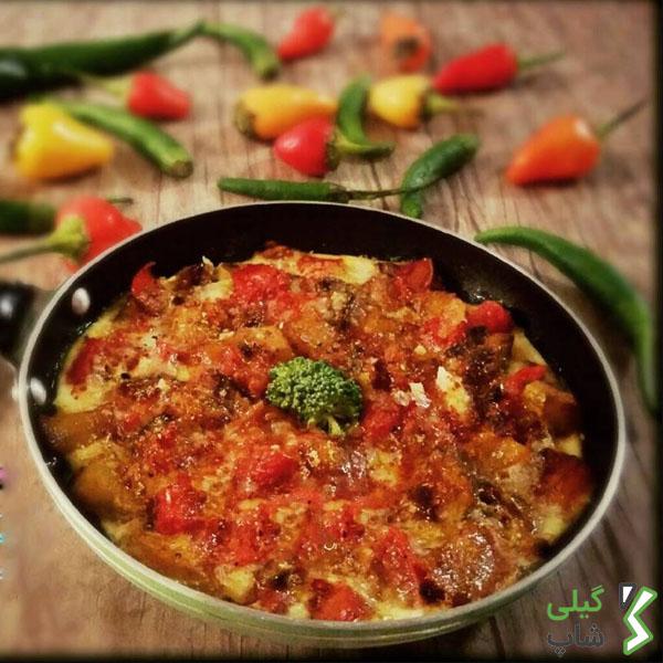 طرز تهیه خوراک کدوبره | از غذاهای گیاهی استان گیلان