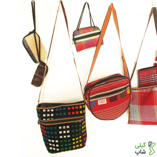کیف دوشی سنتی و دست دوز
