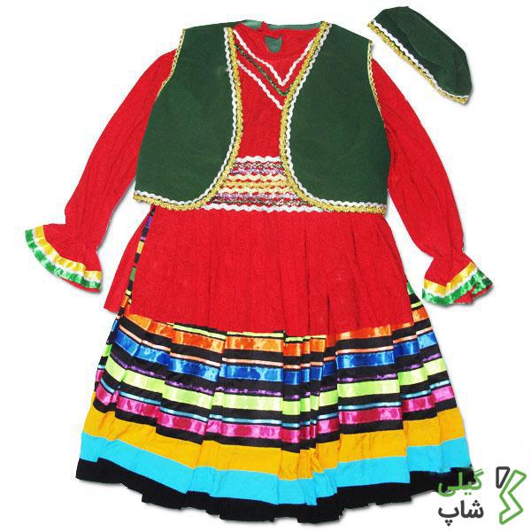 خرید لباس محلی زنانه