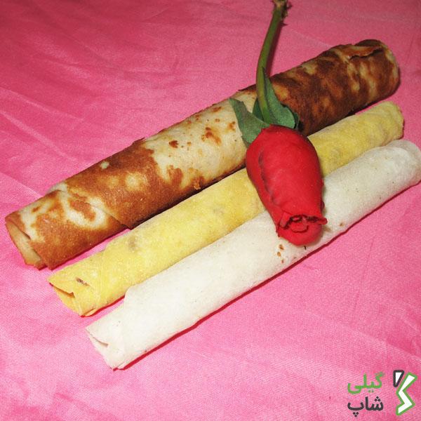 خرید نان های محلی گیلان + آشنایی با طرز تهیه آن ها