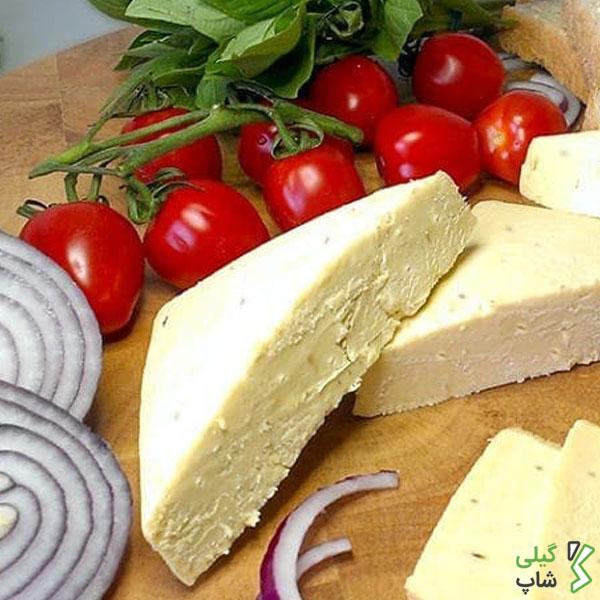 پنیر محلی استان گیلان