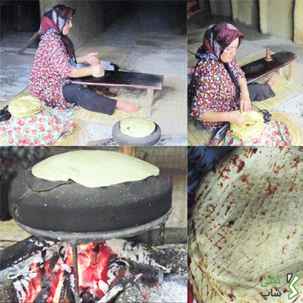 خرید نان سنتی و محلی گیلان