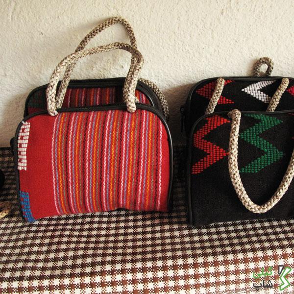 کیف پول سنتی دست دوز زنانه