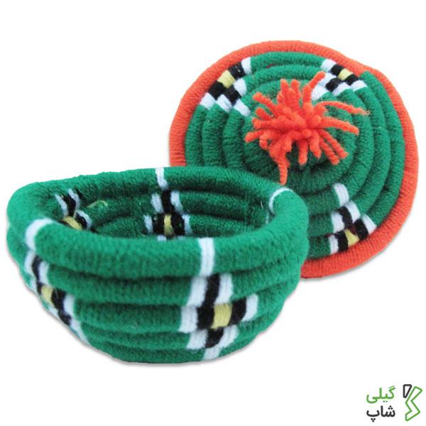 جعبه جواهرات کپو (رنگ: سبز)