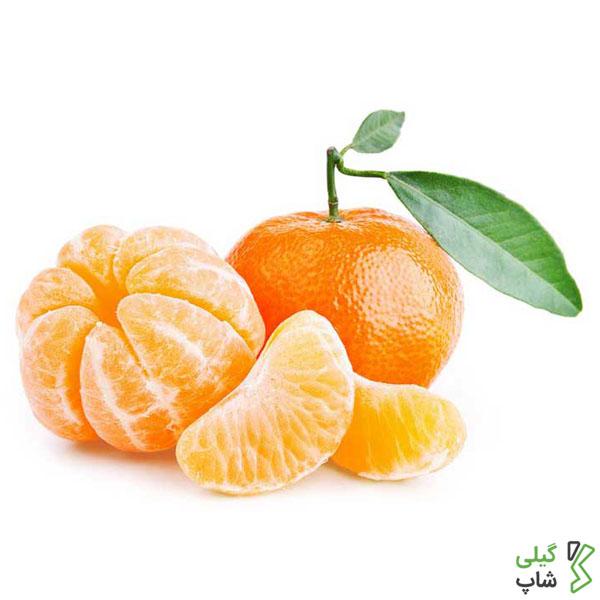 نارنگی محلی گیلان (وزن: یک کیلوگرم) | شیرین و خوشمزه