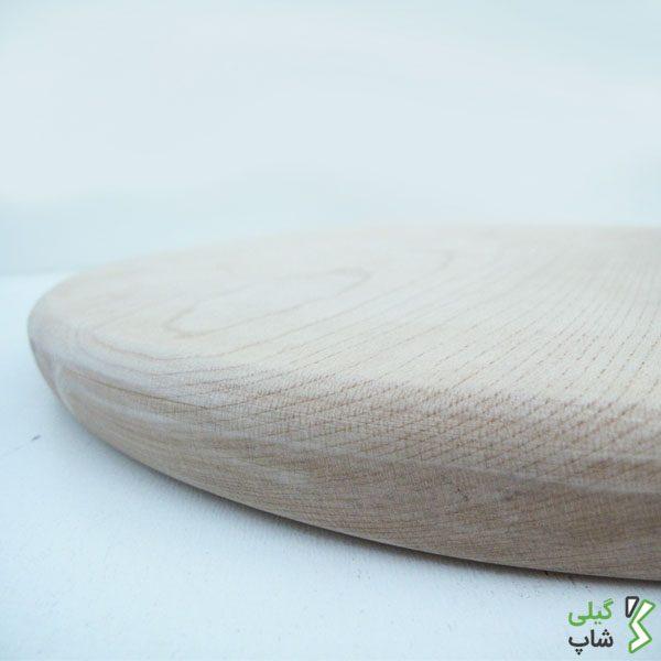 تخته چوبی گرد مناسب برای پخت انواع شیرینی ها