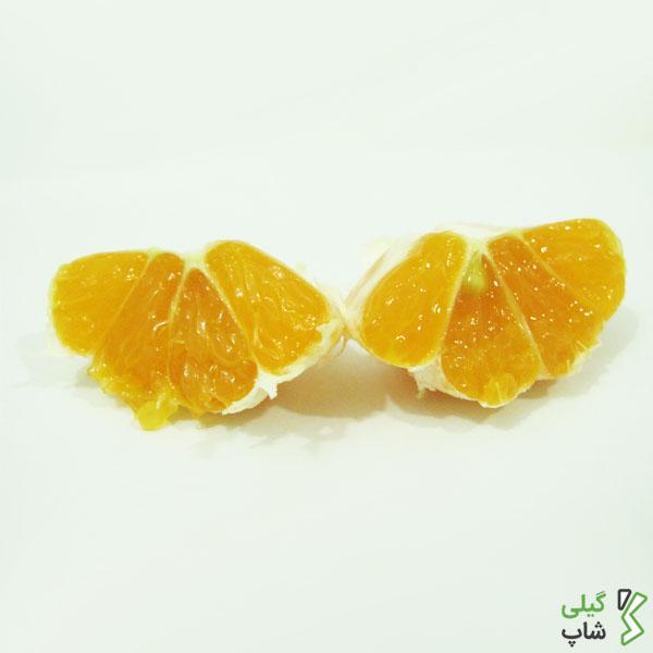 نارنگی محلی و دست چین استان گیلان