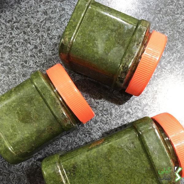 فروش نمک سبز گیلان