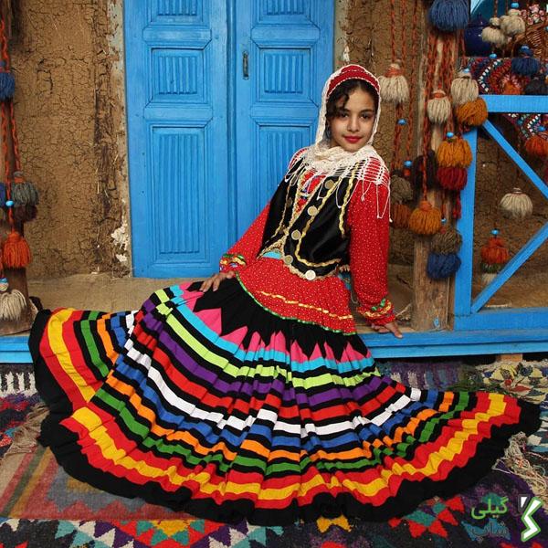فروشگاه لباس محلی گیلان - خرید لباس محلی بچگانه گیلان