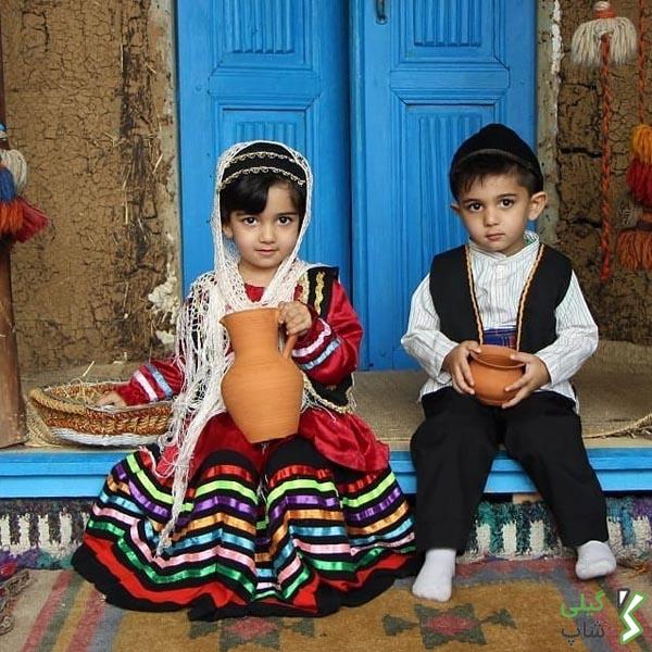 خرید لباس محلی گیلان در تهران