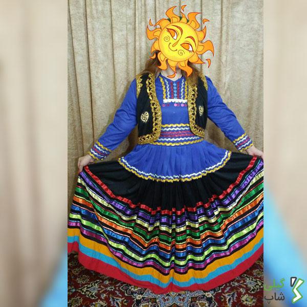 خرید لباس سنتی و محلی استان گیلان
