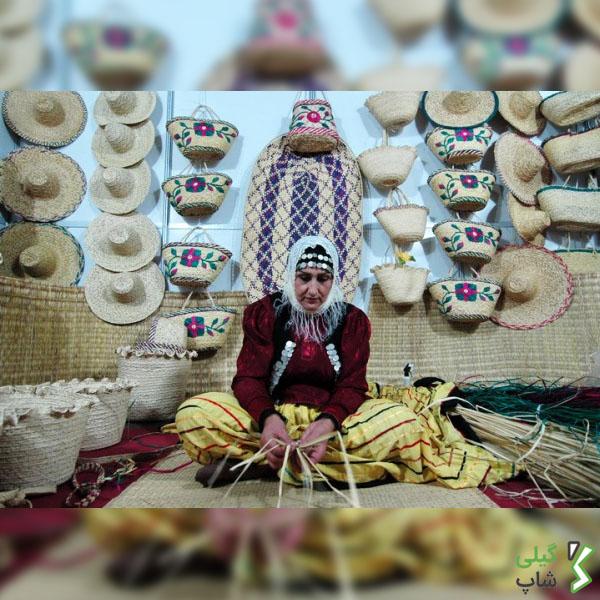فروش اینترنتی صنایع دستی گیلان