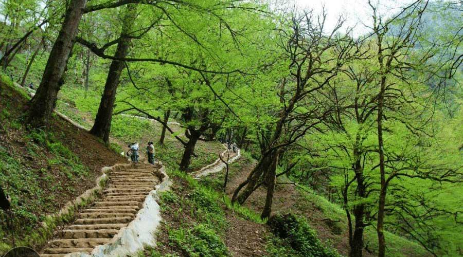 ۴۰ منطقه از جاهای دیدنی گیلان که قبل از مرگ باید دید! + عکس