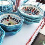 انواع حوض ماهی سفالی