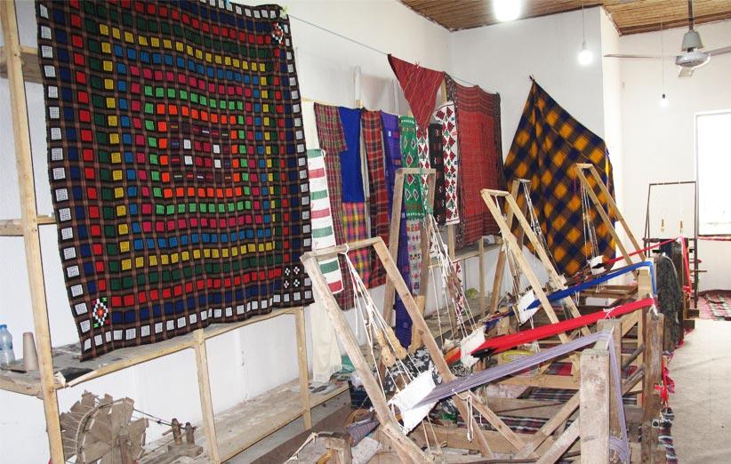 خرید چادر شب دستباف گیلان