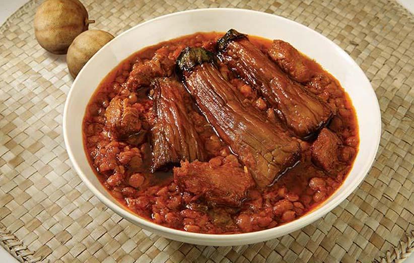 طرز تهیه خورش نازخاتون گیلانی | محبوب ترین غذای استان گیلان