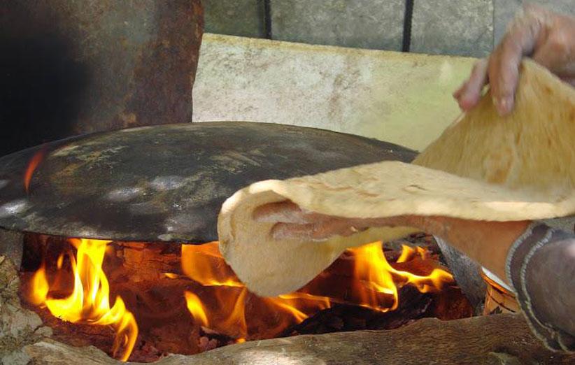 طرز تهیه نان برنجی گیلان + راز های خوشمزه آن