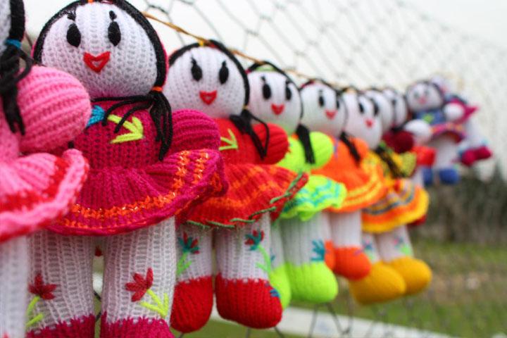 عروسک محلی گیلان
