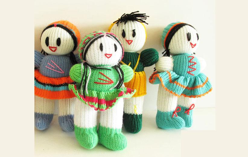 خرید عروسک محلی گیلان | (۱۰ درصد تخفیف – تحویل درب منزل)