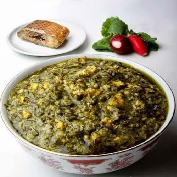 سبزی ترش تره گیلانی | ۱ کیلوگرم