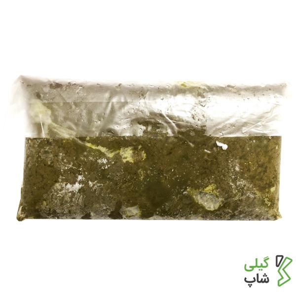 سبزی ترش واش گیلانی | 1 کیلوگرم